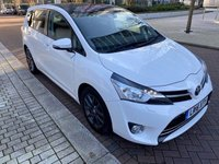 USED 2016 16 TOYOTA VERSO 1.8 VALVEMATIC EXCEL 5d 145 BHP