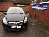 USED 2007 57 VAUXHALL CORSA 1.4 SXI 16V 5d 90 BHP ONLY 28K MILES, 2 OWNERS, NEW MOT, HPI CLEAR