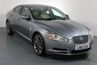 USED 2010 10 JAGUAR XF 3.0 V6 S PREMIUM LUXURY 4d 275 BHP 3 OWNERS with 7 Stamp SERVICE HISTORY