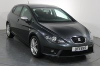 USED 2011 11 SEAT LEON 2.0 FR CR TDI 5d 168 BHP 3 OWNERS with 7 Stamp SERVICE HISTORY
