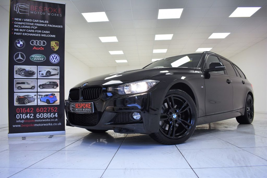USED 2015 65 BMW 3 SERIES 330D 3.0 XDRIVE M SPORT TOURING