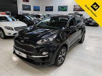 USED 2019 68 KIA SPORTAGE 1.6 2 ISG 5d 131 BHP 2WD ESTATE FACELIFT