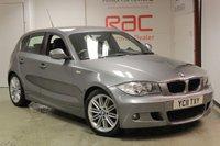 2011 BMW 1 SERIES 2.0 120D M SPORT 5d 175 BHP £5490.00