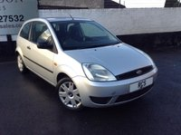 2005 FORD FIESTA 1.2 STYLE CLIMATE 3dr £595.00