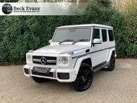 USED 2018 68 MERCEDES-BENZ G-CLASS 5.5 AMG G63 4MATIC 5d 563 BHP