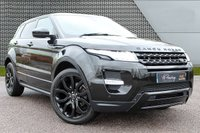 USED 2015 15 LAND ROVER RANGE ROVER EVOQUE 2.2 SD4 DYNAMIC LUX 5d 190 BHP *LUX/STEALTH PACK/PAN ROOF/TV*
