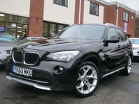 USED 2010 60 BMW X1 2.0 SDRIVE20D SE 5d 174 BHP
