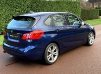 USED 2016 16 BMW 2 SERIES 1.5 225xe 7.6kWh Sport Active Tourer Auto 4WD (s/s) 5dr SAT NAV+£0TAX+DRIVING MODES+