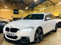 USED 2016 66 BMW 3 SERIES 2.0 320d M Sport Touring Auto (s/s) 5dr HIGH SPEC CAR! PERFORMANCE KIT