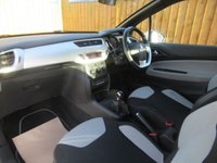 USED 2012 12 CITROEN DS3 1.4 DSIGN 3d 95 BHP FSH, CRUISE CONTROL, AUX INPUT
