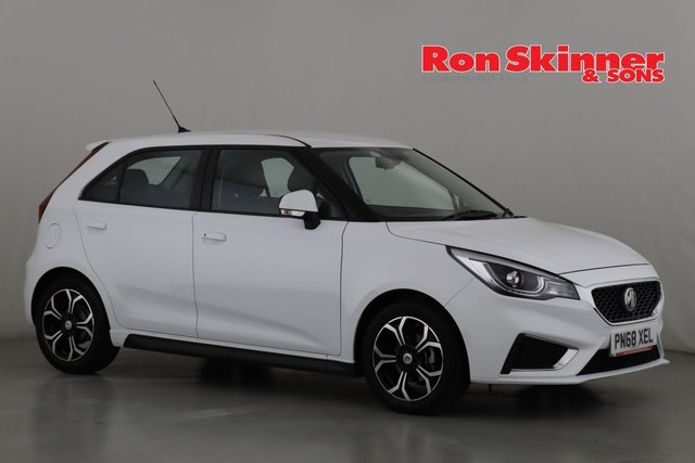 View our 2018 68 MG 3 1.5 EXCLUSIVE VTI-TECH 5d 106 BHP
