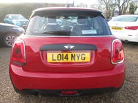 USED 2014 14 MINI HATCH ONE 1.2 ONE 3d Automatic 101 BHP