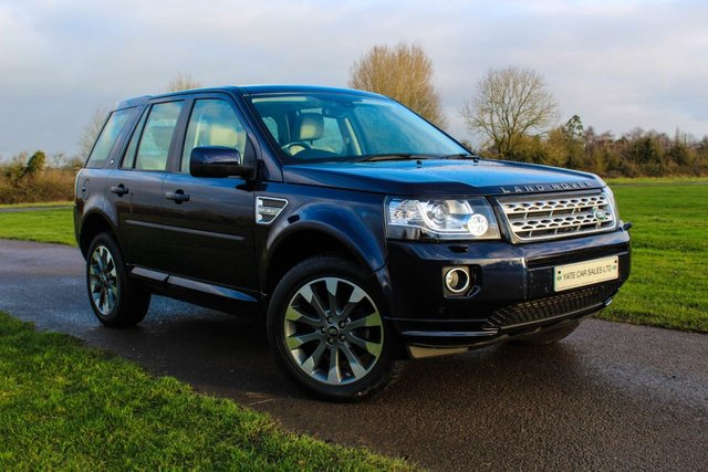 2014 64 LAND ROVER FREELANDER 2 2.2 SD4 METROPOLIS 5d 190 BHP (FREE 2 YEAR WARRANTY)