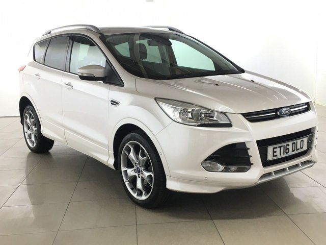 View our FORD KUGA