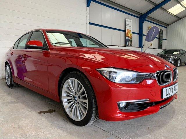USED 2014 14 BMW 3 SERIES 2.0 320I LUXURY 4d 181 BHP