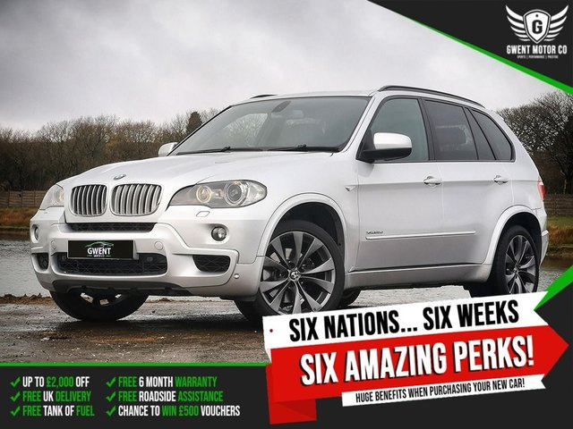 2009 59 BMW X5 3.0 X-DRIVE 35D M SPORT <br>**** WAS £11,999 - NOW £10,999! ****