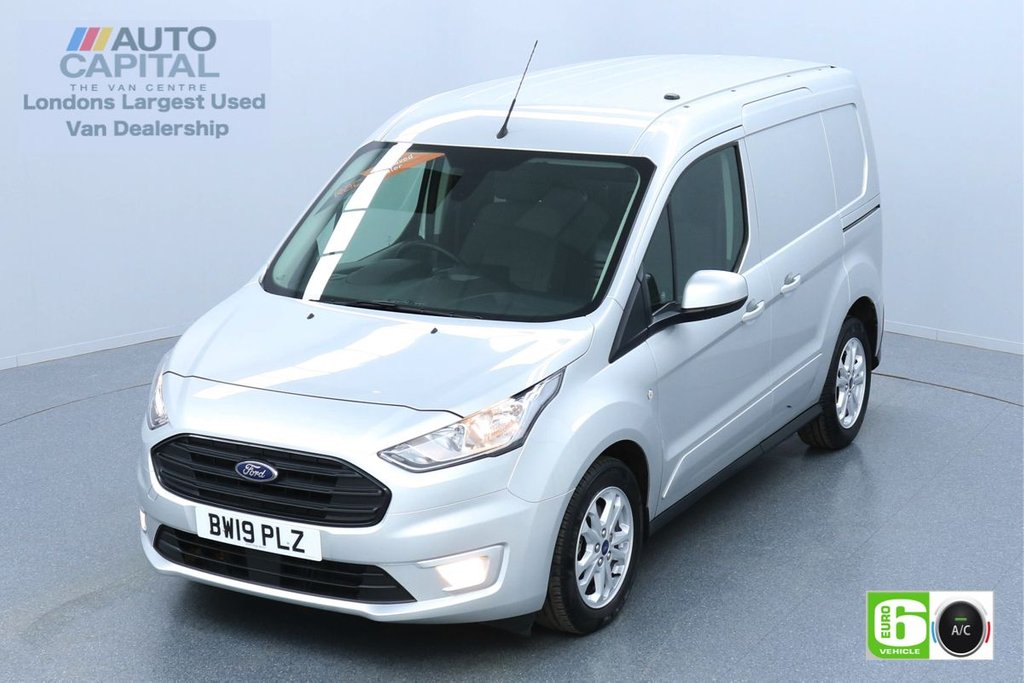 USED 2019 19 FORD TRANSIT CONNECT 1.5 200 Limited 120 BHP L1 SWB 2 Seats Euro 6 Low Emission Finance Packages Available | Keyless | Air Con | Sensors | Alloy wheels | Auto Start-Stop system