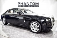 USED 2015 64 ROLLS-ROYCE GHOST 6.6 V12 4d 564 BHP