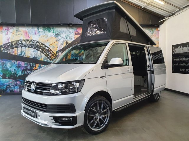 USED 2017 17 VOLKSWAGEN T6 2.0 T28 TDI  HIGHLINE BMT 101 BHP