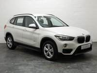 USED 2016 66 BMW X1 2.0 SDRIVE18D SE 5d 148 BHP FULL LEATHER + 3 BMW SERVICES + 1 OWNER + SAT NAV