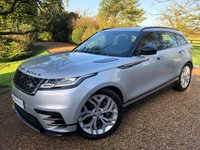 2017 LAND ROVER RANGE ROVER VELAR 3.0 R-DYNAMIC S 5d 296 BHP LEFT HAND DRIVE SOLD