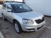 USED 2016 66 SKODA YETI 2.0 OUTDOOR SE BUSINESS TDI SCR 5d 148 BHP 4x4 awd 4wd Satellite navigation full service history parking sensors privacy glass alloy wheels