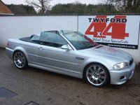 USED 2001 51 BMW M3 3.2 M3 2d 338 BHP COMPREHENSIVE BILLS AND SERVICE