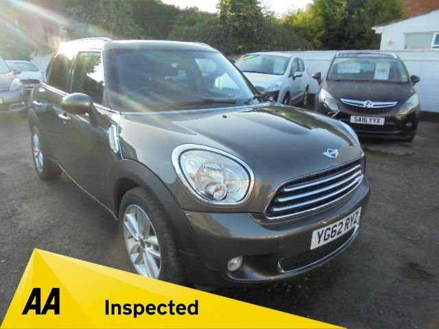 USED 2013 62 MINI COUNTRYMAN 2.0 COOPER D 5d 110 BHP ***AUTOMATIC***CHILI PACK***