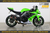 USED 2011 11 KAWASAKI ZX-10R ALL TYPES OF CREDIT ACCEPTED. GOOD & BAD CREDIT ACCEPTED, OVER 1000+ BIKES IN STOCK