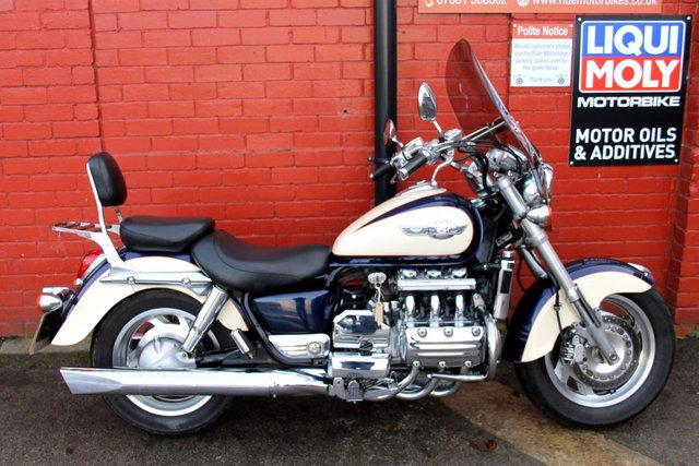USED 1998 S HONDA F6C Valkyrie GL1500 A Low Mileage F6C Valkyrie. Finance Available.