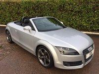 2009 AUDI TT 2.0 TDI QUATTRO 2d 170 BHP £5975.00
