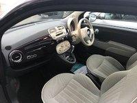 USED 2013 63 FIAT 500 1.2 C LOUNGE DUALOGIC 3d 69 BHP