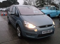 USED 2009 59 FORD S-MAX 2.0 TITANIUM TDCI 5d 143 BHP High Spec S-Max! Full Service History and a Long MOT!