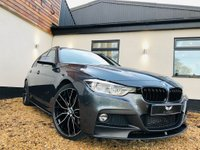 USED 2017 67 BMW 3 SERIES 3.0 330D XDRIVE M SPORT TOURING 5d 255 BHP