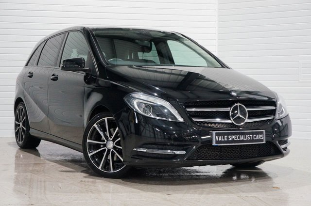2014 14 MERCEDES-BENZ B CLASS 1.6 B180 BLUEEFFICIENCY SPORT