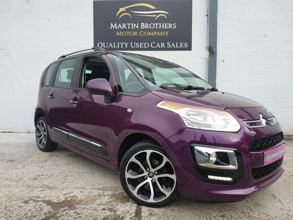 USED 2015 15 CITROEN C3 PICASSO 1.6 PICASSO SELECTION HDI 5d 91 BHP