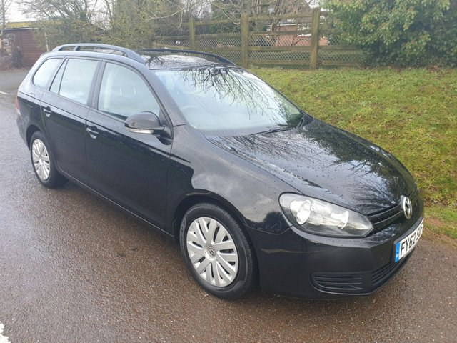 USED 2012 62 VOLKSWAGEN GOLF 1.6 S TDI 5d 103 BHP ** MOT ** FULL DEALER HISTORY ** £30 ROAD FUND **