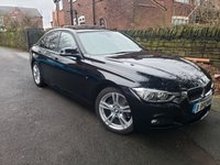 USED 2018 68 BMW 3 SERIES 2.0 320D M SPORT 4d 188 BHP