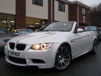 USED 2011 11 BMW M3 4.0 M3 2d 415 BHP