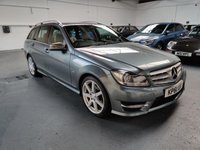 USED 2011 61 MERCEDES-BENZ C CLASS 2.1 C220 CDI BLUEEFFICIENCY SPORT ED125 5d 170 BHP