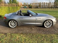USED 2011 61 BMW Z4 2.5 Z4 SDRIVE23I ROADSTER 2d 201 BHP Full Service History Mint Example Full Service History, MOT 11/20, Recently Serviced, Space Grey Metallic, 19' Alloys, Very Low Mileage, X2 Keys, Full Black Leather Upholstery, Heated Seats, Bluetooth Handsfree, USB/Cd/Stereo, Cruise Control, Extremely Clean And Tidy Example, BMW Demo + One Private Owner My Neighbour Who Has Owned The Car Since Jan 2012, Hardtop Cabriolet, Roof In A1 Condition, Sport And Eco Driving Modes, Climate Aircon, Full Carpet Mat Set, Drives Faultlessly, You Will Not Be Dissapointed!