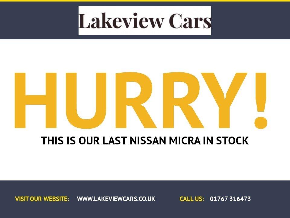 USED 2011 11 NISSAN MICRA 1.2 ACENTA 5d 79 BHP