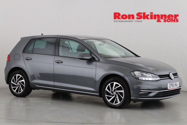 View our 2019 19 VOLKSWAGEN GOLF 1.6 MATCH TDI 5d 114 BHP