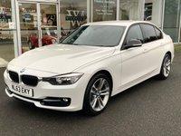 USED 2013 63 BMW 3 SERIES 2.0 320D SPORT 4d 184 BHP