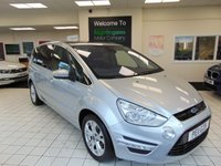 USED 2011 11 FORD S-MAX 1.6 TITANIUM TDCI S/S 5d 115 BHP 7 SEATS + NOVEMBER MOT + SERVICE HISTORY + CLIMATE CONTROL + CRUISE CONTROL + REAR PARKING SENSORS + PRIVACY GLASS + ELECTRIC WINDOWS + REMOTE CENTRAL LOCKING + GREAT MPG