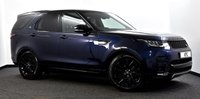 USED 2018 18 LAND ROVER DISCOVERY 3.0 TD V6 HSE Auto 4WD (s/s) 5dr Dynamic Pk, Black Pk, Pan Roof