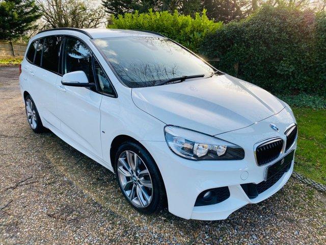 2016 16 BMW 2 SERIES 2.0 218D M SPORT GRAN TOURER 5d 148 BHP
