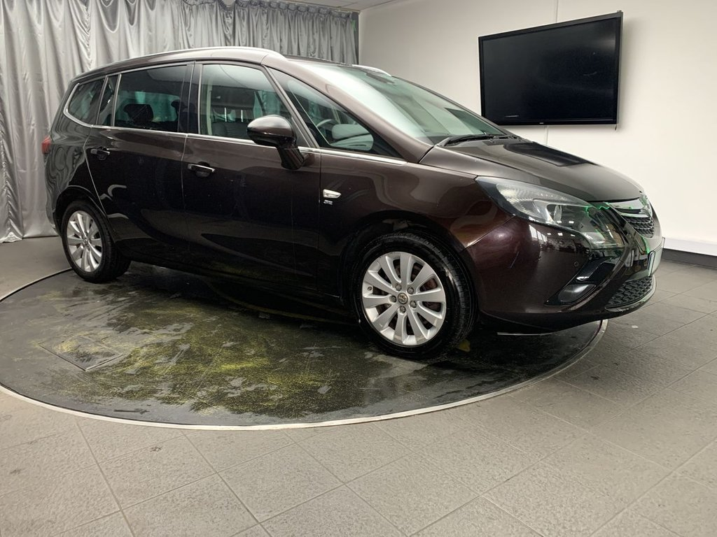 USED 2014 64 VAUXHALL ZAFIRA TOURER 2.0 SE CDTI 5d 162 BHP FREE UK DELIVERY, 7 SEATS, AUTOMATIC HEADLIGHTS, BLUETOOTH TELEPHONE CONNECTIVITY, CLIMATE CONTROL, CRUISE CONTROL, DAB DIGITAL RADIO, ELECTRONIC PARKING BRAKE, HEATED REAR WINDSCREEN, PARKING SENSORS, PRIVACY GLASS, SATELLITE NAVIGATION, STEERING WHEEL CONTROLS, TRIP COMPUTER
