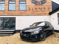 USED 2016 66 BMW 3 SERIES 3.0 340I M SPORT 4d AUTO 322 BHP