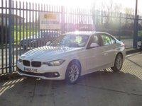 2015 BMW 3 SERIES 2.0 318D SE 4d 148 BHP £8500.00